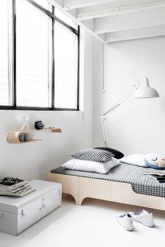 Rafa lids super expensive bed