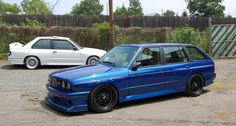 BMW e30 wagon