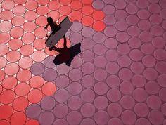 OAB Benidorm Seafront - incredible paving