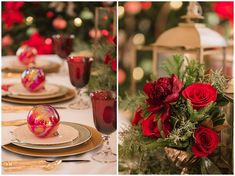 This Christmas themed styled shoot was perfect for the December bride! You can never go wrong with a Gardens in the Gorge Wedding. Downtown Chattanooga, Cute Cottage, Rental Decorating, Red Roof, Christmas Fashion, Christmas Wedding, Christmas Themes, Bridal Hair, Wedding Planning