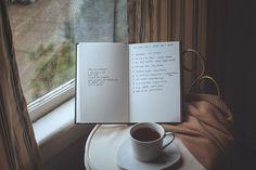 A rainy day reading list