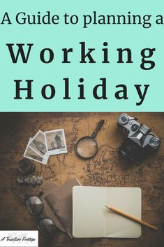 A Guide to planning a working holiday / Working holiday resources and advice from someone who has do Packing Tips For Travel, Travel Advice, Budget Travel, Travel Guides, Canada Holiday, Budget Holidays, Holiday Fun, Holiday Ideas, Working Holidays