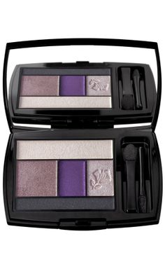 All-in-one, five-shadow palette.  Color lasts for 8 hours!