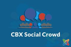 CBX Social Crowd Module for Joomla