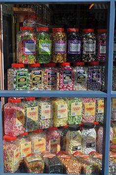 The sweet shop, Sheringham,  via Flickr.