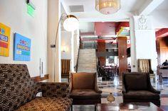 Padre Hotel, California with THE TOURISTIN