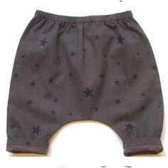 Pantalon bébé Etoiles - Jungle