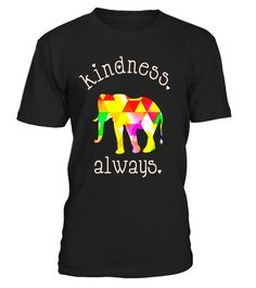 """# KINDNESS ALWAYS PEACEFUL ELEPHANT STATEMENT T SHIRT .  Special Offer, not available in shops      Comes in a variety of styles and colours      Buy yours now before it is too late!      Secured payment via Visa / Mastercard / Amex / PayPal      How to place an order            Choose the model from the drop-down menu      Click on """"Buy it now""""      Choose the size and the quantity      Add your delivery address and bank details      And that's it!      Tags: T-SHIRT FEATURES AN ELEPHANT…"""