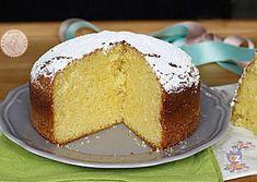 TORTA DEGLI ANGELI ricetta torta soffice nonna colazione