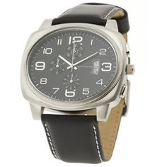 Watches, Leather, Accessories, Black, Shopping, Brand Name Watches, Sport Watches, Wristwatches, Black People