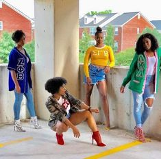 Omega Psi Phi, Alpha Kappa Alpha Sorority, Zeta Phi Beta, Delta Sigma Theta, Aka Sorority Gifts, Sorority Outfits, Sorority Girls, Black Fraternities, Black Like Me