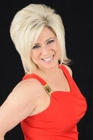 Theresa Caputo~ one of the most beautiful angels in this world.