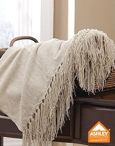 Warm and cozy Revere Throw