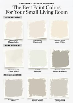 Home hardware beauti tone paint colors lots of choices - Colors for small rooms ...