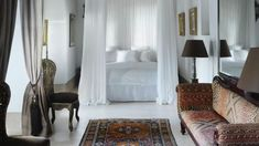 Princess Diana's favorite designer Jasper Conran takes on a Moroccan palace Furniture, House Design, Jasper Conran, Interior, Vintage Home Decor, Vintage House, Home Decor, Bed, Interior Design