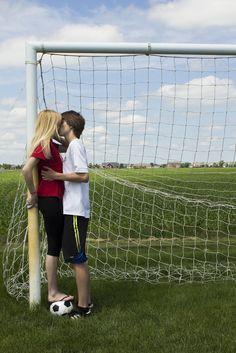 Soccer Couple