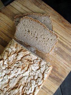 Sans Gluten, Gluten Free, Buckwheat Bread, Recipe Collection, Bread Baking, Bread Recipes, Super Easy, Healthy Snacks, Monster