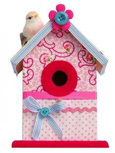 Gewinne: ein Vogelhäuschen von My Shiny Shop | mummyandmini.com