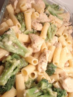 Strangely, after cooking for so many years, I think this was the first time I have ever madechicken, ziti, and broccoli. I thinkI have put it off because every time I haveeaten it (usu...