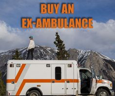 "You may ask... WHY buy an ambulance? Well, many people actually buy former ambulances... and it isn't to go around faking being an emergency vehicle (highly illegal by the way).My reason was simple. I have always wanted to do a road trip across Canada and the United States. The initial idea was to buy a Volkswagen ""hippie"" bus, but that dream was soon diminished after seeing how pricey the good quality ones are... not to mention trying to find spare parts if something breaks down. S..."