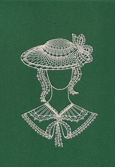 Kristýna - fotoalba ulivatelu - D? Irish Crochet, Crochet Lace, Free Crochet, Bobbin Lace Patterns, Crochet Patterns, Costume Jewelry Crafts, Lacemaking, Lace Heart, Parchment Craft