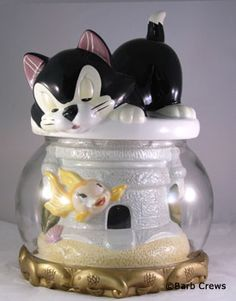 Figaro cookie jar.purrfect for my collection
