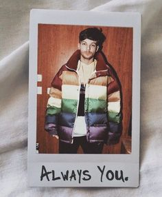 """I am just alive to wait for the single """"Always you"""" One Direction Wallpaper, I Love One Direction, Larry Stylinson, Louis Tomilson, Louis And Harry, Louis Williams, Always You, 1d And 5sos, Romans"""