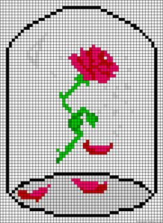 MINECRAFT PIXEL ART – One of the most convenient methods to obtain your imaginative juices flowing in Minecraft is pixel art. Pixel art makes use of various blocks in Minecraft to develop pic… Pixel Art Rose, Anime Pixel Art, Diy Perler Beads, Perler Bead Art, Crochet Pixel, C2c Crochet, Beauty And The Beast Cross Stitch, Image Pixel Art, Pixel Art Templates