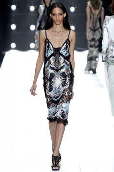 Roberto Cavalli весна-лето 2013 (Часть 2) / Дизайнеры / Модный сайт о стильной переделке одежды и интерьера