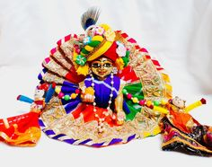 Radha Krishna Images, Lord Krishna Images, Krishna Radha, Laddu Gopal Dresses, Bal Gopal, Deities, Painting, Brass, Outfits
