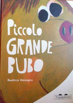 Piccolo grande bubo - Beatrice Alemagna