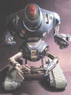 lost in space movie robot - Google Search