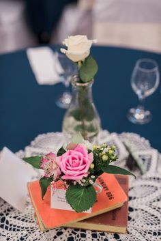 The details of Josie and Ben's wedding day couldn't have been anymore perfect. Farm Wedding, Wedding Day, Wedding Dress, Beautiful Table Settings, Place Settings, Tablescapes, Initials, Bouquet, Tie