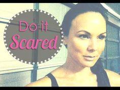 KICK SOME BUTT & DO IT SCARED: #MondayMotivation w/ Tiffany Hendra #sanctuaryofstyle #sunstoneyoga #P90X #Insanity #NoFear #comfortzone