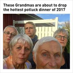 """""""Hottest Potluck Dinner""""... well, NOW it's a goal."""