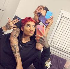Ayo And Teo, Siberian Cats For Sale, Woman Crush, Mood Quotes, Baddie, Blond, Crushes, Hair Cuts, Dreadlocks