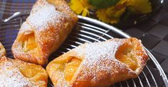 Pineapple and Cream Cheese Pastry Pockets, Σφολιατίνες με Ανανά και Τυρί Κρέμα, Μικρά Σφολιατάκια με Ανανά, Συνταγές για Εύκολο και Γρήγορο Γλυκό, Λιχουδιά με Σολιάτα