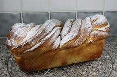 Tresse Russe Russian Braid Russian Sweet Bread #brioche #Bread