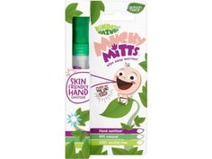 Mucky Mitts a handy skin friendly hand sanitizer Magazine Parents, Bio Vegan, Natural Hand Sanitizer, Makeup Beauty Box, Thing 1, Wipe Away, Flower Oil, Natural Deodorant, Alcohol Free
