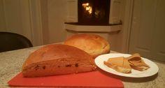 Hva er vel mer jul enn dette? Disse brødene er utrolig saftig og er du en av de som elsker gjærba...