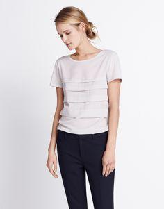 T-Shirt grau online kaufen   Klang flawless ash von someday Fashion