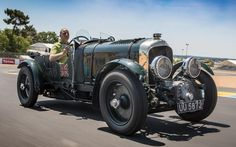 Vintage Cars 1930 Le Mans 'Blower' Bentley in pictures - Cars - 1930 Le Mans 'Blower' Bentley in pictures Bentley Auto, Mercedes Benz, Used Mercedes, Bentley Continental Gt, Le Mans, Best Suv For Family, Jaguar, Porsche F1, Bentley Blower