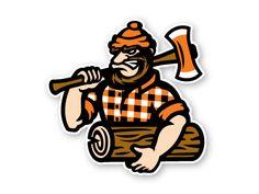 Lumberjackpost | American Logo Sport Theme