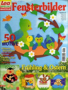 Ta - Klára Kovács - Picasa Webalbumok Crafts To Make, Crafts For Kids, Magazine Crafts, Class Decoration, Magazines For Kids, Painted Books, Spring Activities, Book Folding, Punch Art
