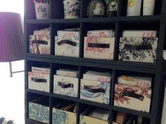 布箱を並べて-カルトナージュ-|布と暮らす〜手をかけ暇をかけ〜(高橋亜紀)|マガジンオンライン | 三菱地所のレジデンスクラブ【公式】