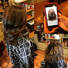 #beforeandafter #colorcorrection #bayalage #color #wella #brunette #haircolor #hair