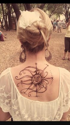 Compass tattoo- okay I actually really like this....but I'm a one tattoo kinda girl