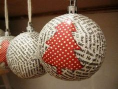 DIY easy chrismas decorations | DIY Christmas Decorations 2013 - Real House Design: