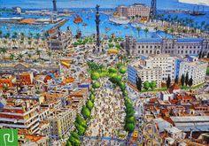 Ла-Рамбла (Рамблас) - гостиная Барселоны