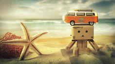 danbo and summer holiday